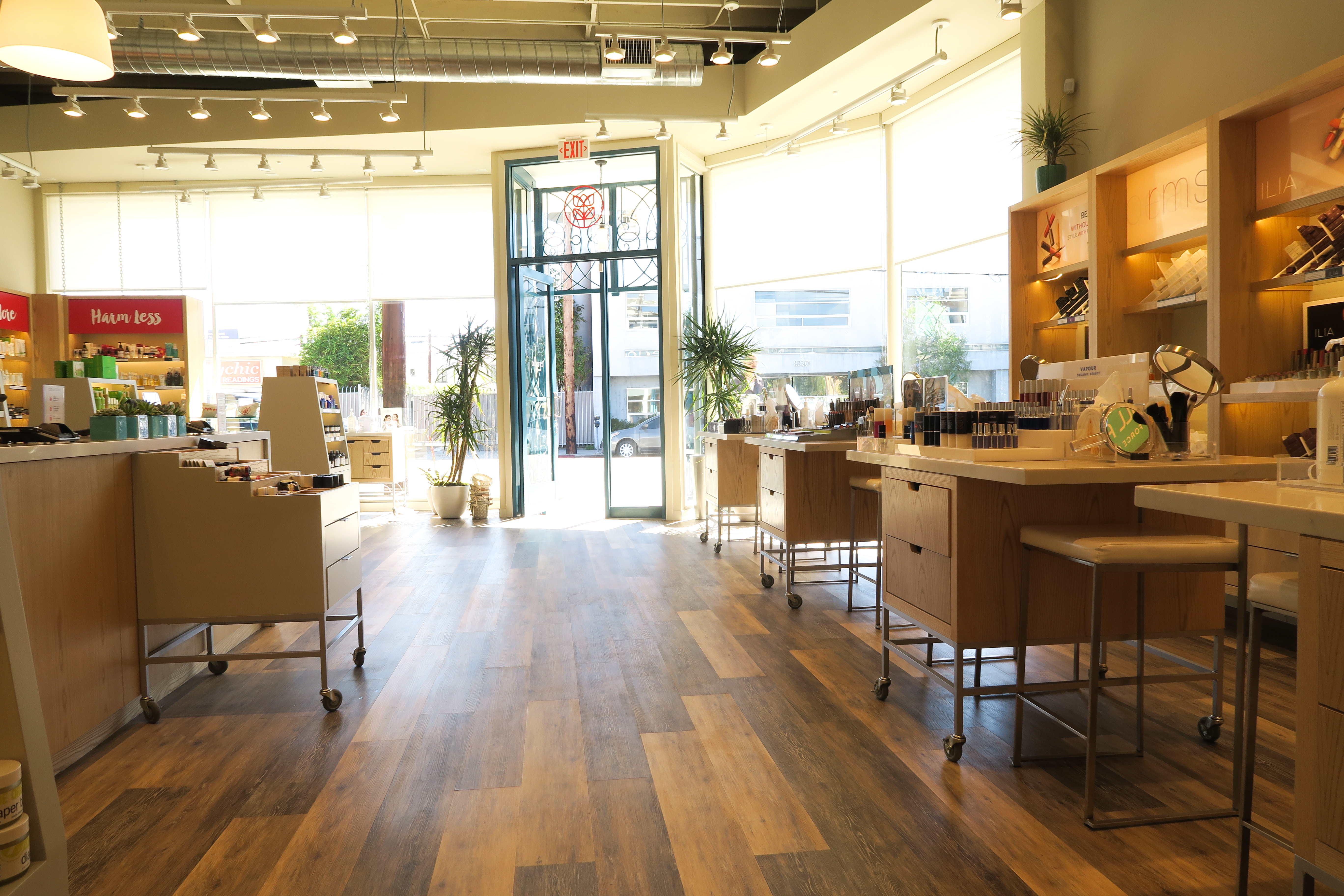 Credo Beauty Los Angeles West 3rd Street Green Makeup Organic Skincare